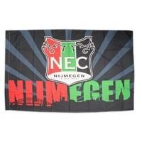 Vlag NEC skyline 100x150cm