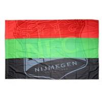 Vlag NEC Logo 100x150cm