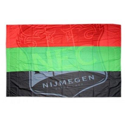 Bestel deze prachtige N.E.C. vlag en hang hem op je kamer of zwaai er mee in het stadion! De vlag 150 centimeter breed en 100 centimeter hoog.