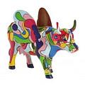 Cowparade M resin
