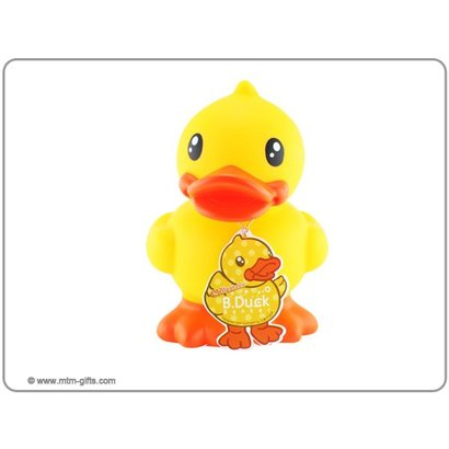 Bduck spaarpot geel Limited Edition. Formaat 18cm.