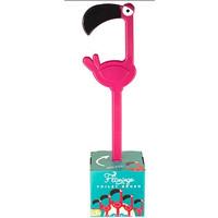 Toiletborstel Flamingo roze