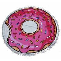 Roundie strandlaken Donut