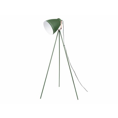 Leitmotiv Vloerlamp Mingle 3 Legs metal pine green LM1417