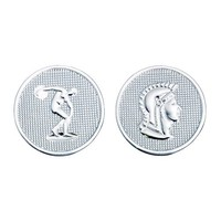 Quoins Quoins QMOG-003 silver plated