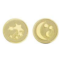 Quoins Quoins QMOG-007 gold plated