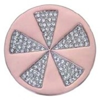 Quoins Quoins Jewelz rose plated QMOA-02 Medium
