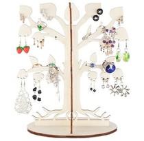 Juwelen boom Leafy Dream hout blank