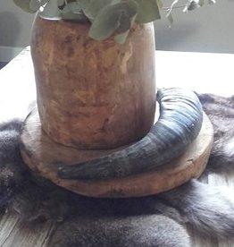 Houten pot L 3