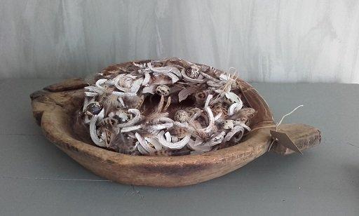 Houten schaal Nepal 2