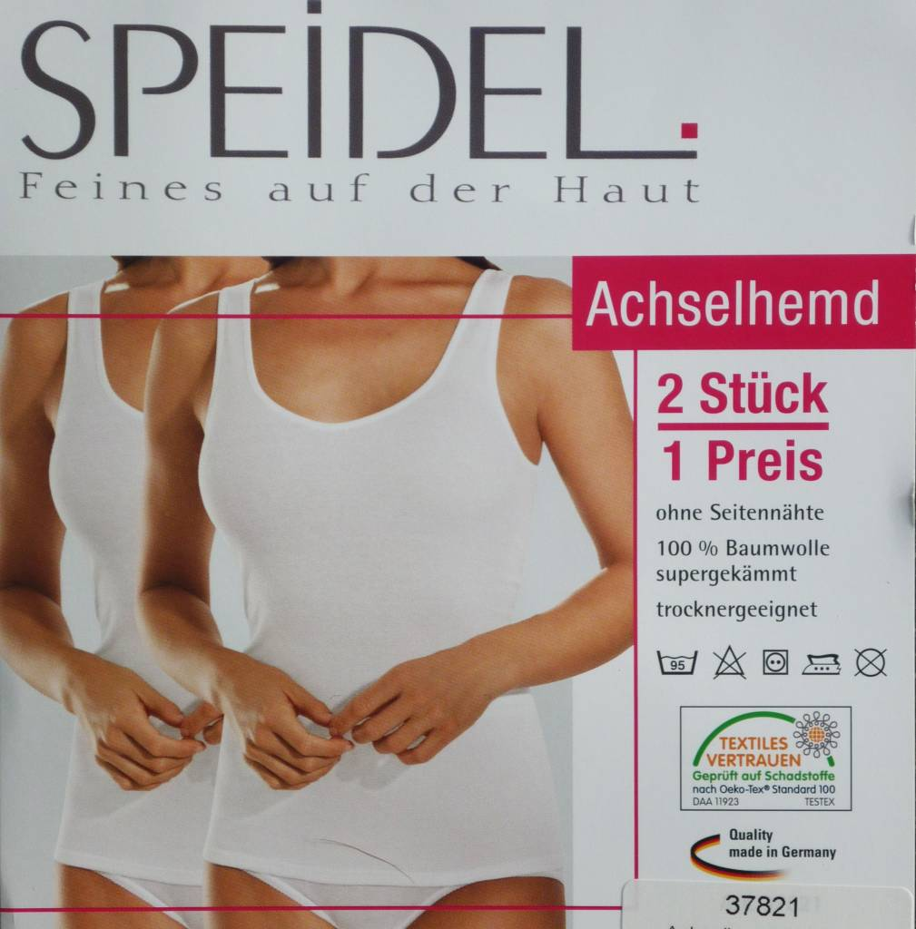 speidel Damessinglet promo 2 stuks