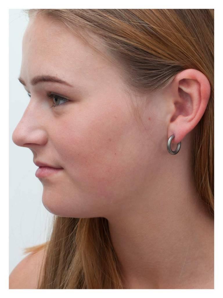 Titanium Earring Wolsely