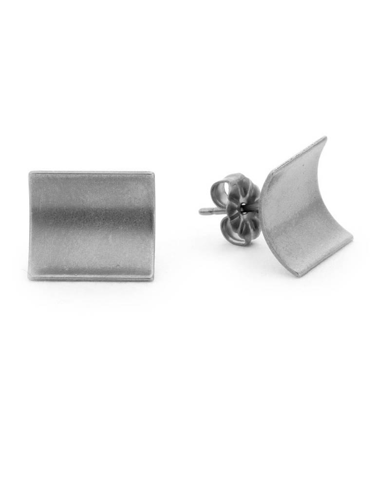 Titanium Oorknop Stansbury