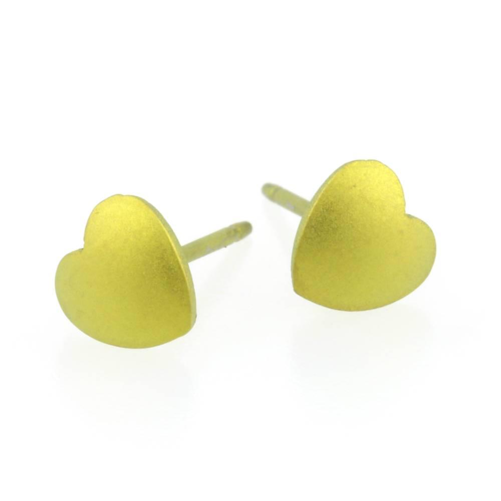 Titanium Design Heart Yellow 2017348-52