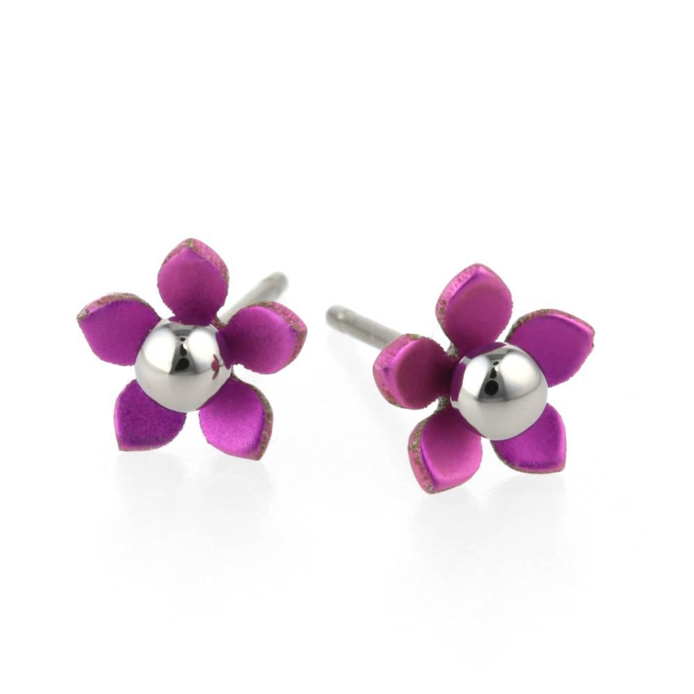 Naisz Titanium Design Flowers 5 Pink 2017356-63