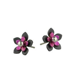 Titanium Design Flowers Black 2017349-63