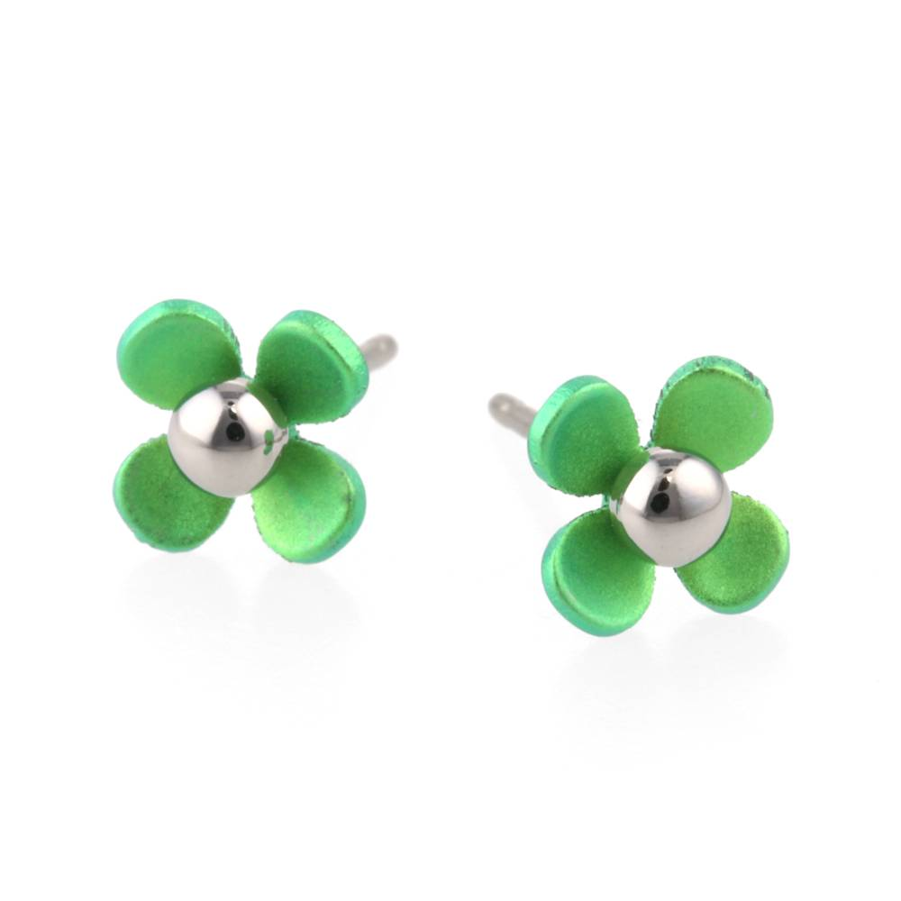 Titanium Design Flowers 4 Green 2017358-90