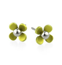 Naisz Titanium Design Flowers 4 Yellow 2017358-52