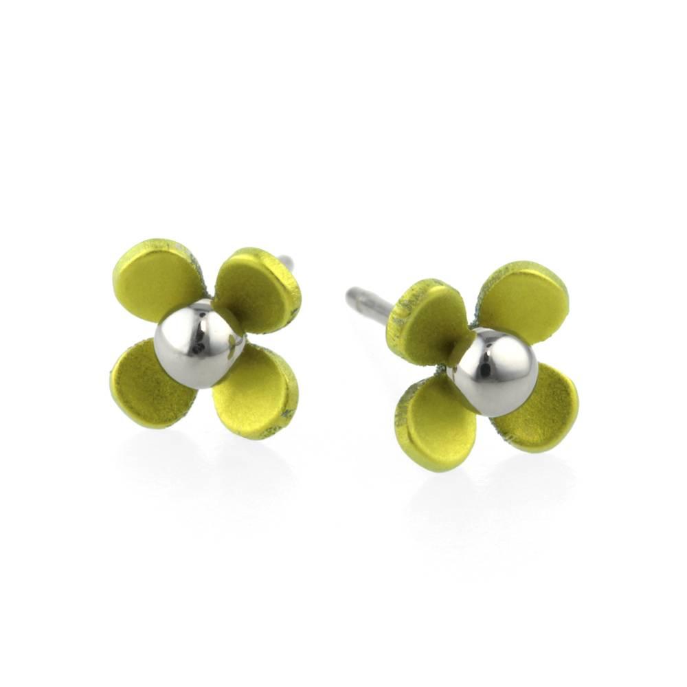 Naisz Titanium Design Flowers 4 Yellow 2017358-52