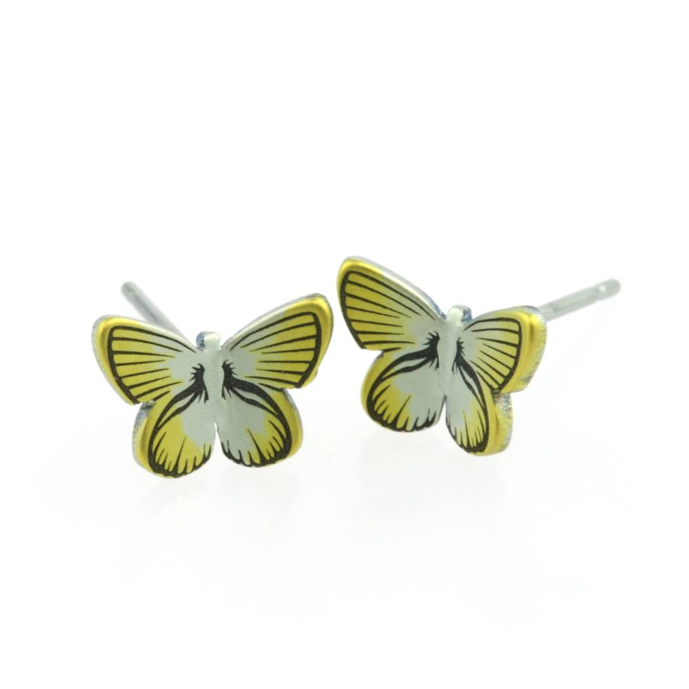 Titanium Design Butterfly S Yellow 2017381