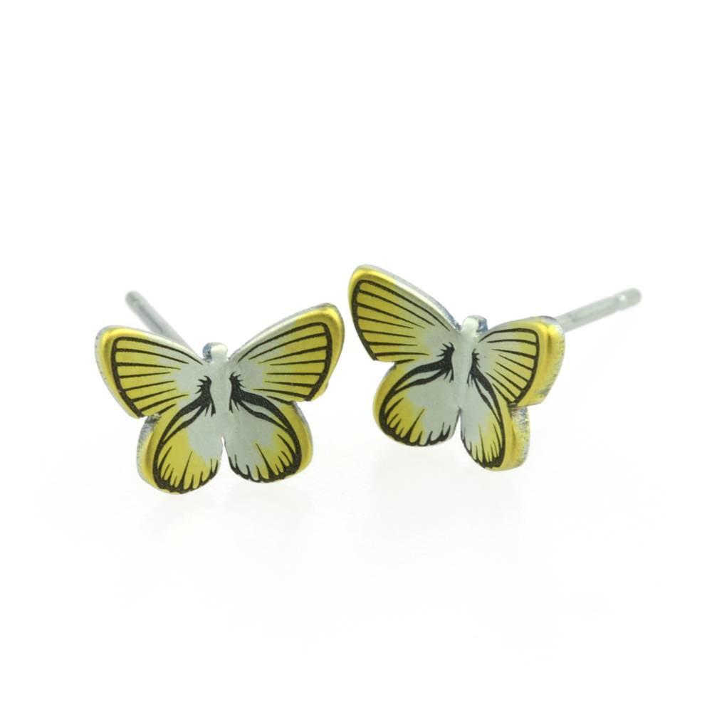 Titanium Design Butterfly S Yellow 2017381