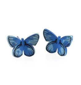 Naisz Titanium Design Butterfly M Blue 2017382
