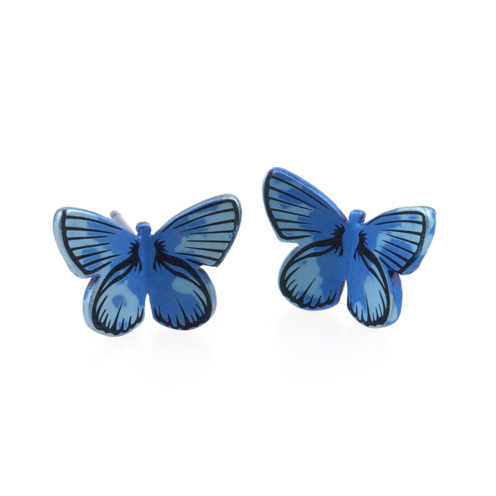 Titanium Design Butterfly M Blue 2017382