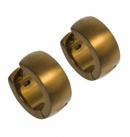 Titanium Design Earring 12mm x 5mm 2017327-12