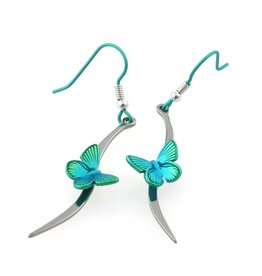 Titanium Design Butterfly 2017479-Green