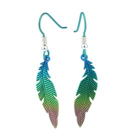 Titanium Design Feather 2017473-GREEN
