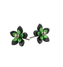 Titanium Design Flowers Black 2017349-90