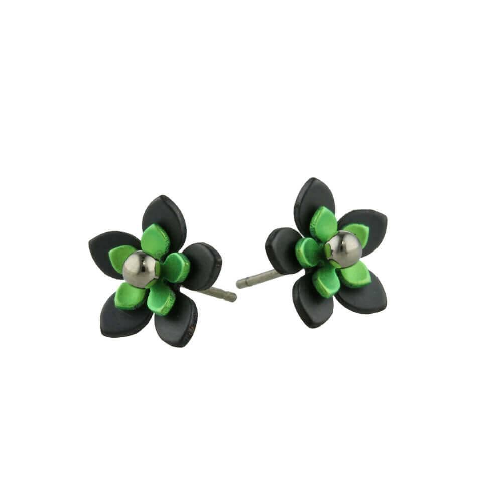 Titanium Design Flowers Black 2017349-63 - Copy - Copy