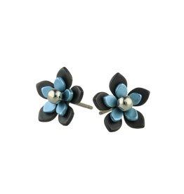 Titanium Design Flowers Black 2017349-30