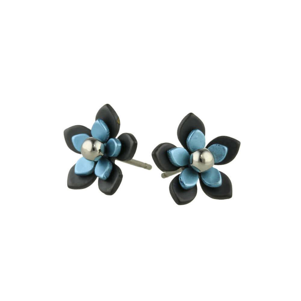Titanium Design Flowers Black 2017349-63 - Copy - Copy - Copy - Copy