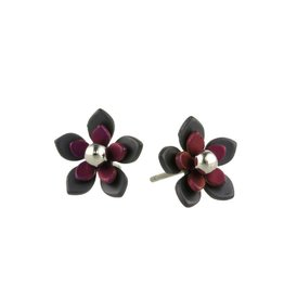 Titanium Design Flowers Black 2017349-16