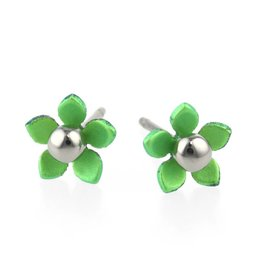 Titanium Design Flowers 5  Green 2017356-90