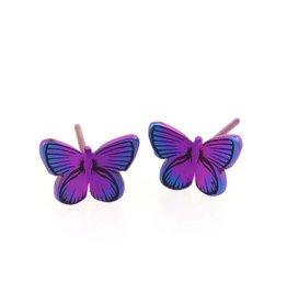 Naisz Titanium Design Butterfly S Pink 2017381