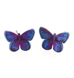 Titanium Design Butterfly M Blue 2017382 - Copy