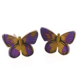 Titanium Design Butterfly Brown 2017382
