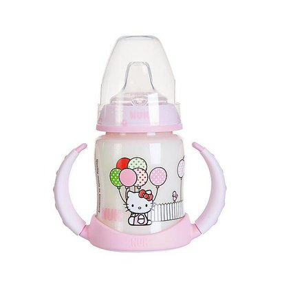 NUK First Choice trainingsfles Hello Kitty 150 ml
