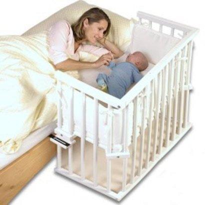 Babybay Co-slaper / aanschuifbedje mini/midi
