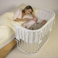Babybay Co-Sleeper Maxi tweeling