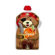 Squiz Hervulbaar knijpzakje - Beer (1 st)
