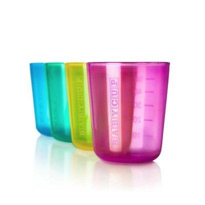 4 Babycup Drinkbekertjes voor baby's