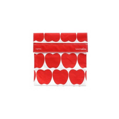 LunchSkins Sandwich bag - Red Apple