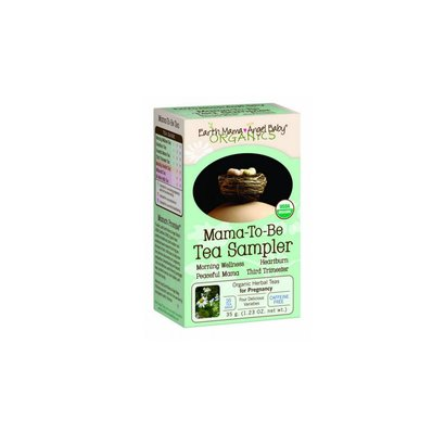 Earth Mama Angel Baby Mama-To-Be Tea Sampler (16 theezakjes)