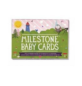 Milestone Milestone baby cards (Nederlandse versie)