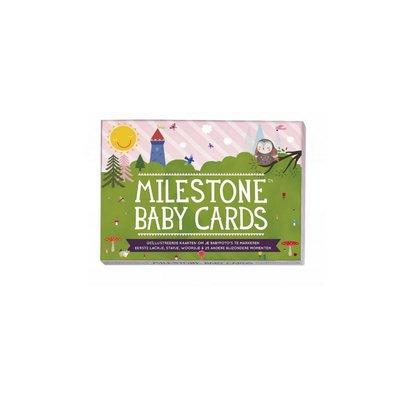 Milestone Baby cards (Nederlandse versie)
