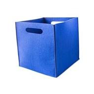 Global Affairs Vilt opbergmand kobalt blauw (large)