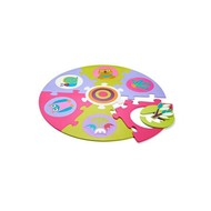 Oops Safe and Fun Playmat! Forest - Ronde puzzelmat